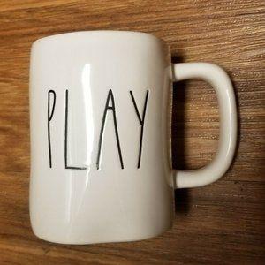 New Rae Dunn PLAY Mug Artisan Collections by Magen